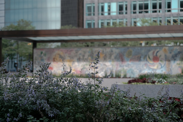 Chagall Wall