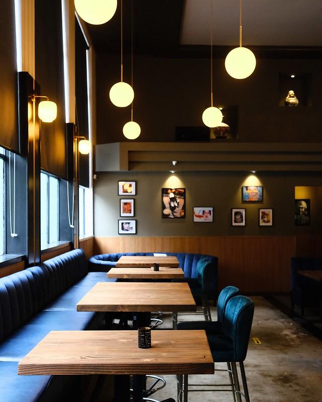 Cold Tea Restaurant | Granville Street | Downtown Vancouver