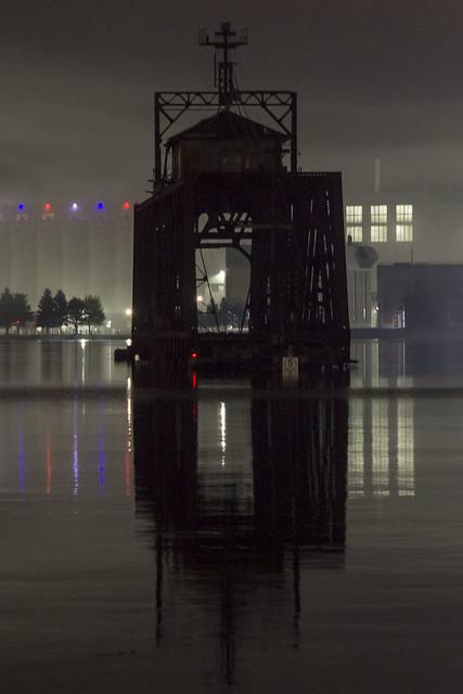 Milwaukee River Swing Bridge