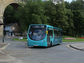 Arriva North East 1596 / NK15 AAV.