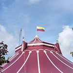 Big Top at Moor Park