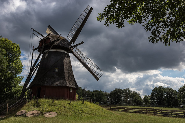 Windmühle...