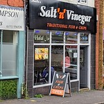 New Salt & Vinegar Fish & Chip shop on Plungington Road, Preston