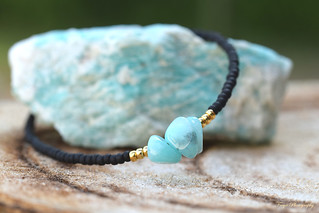Amazonite... the lucky hope stone... | by Maria Godfrida