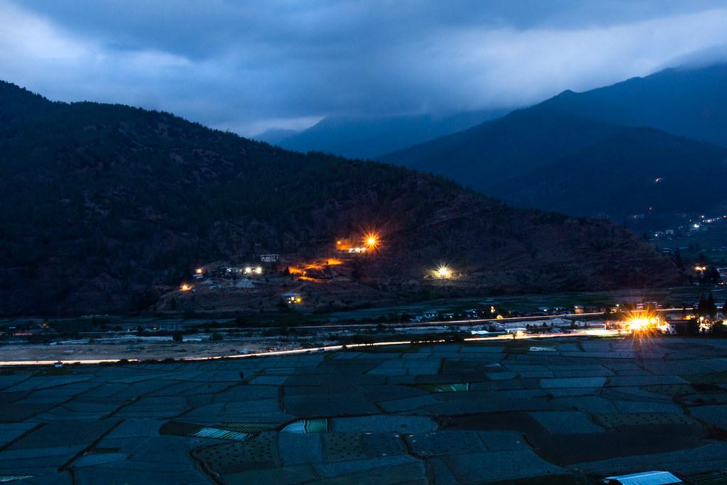 Beauty of Paro Valley
