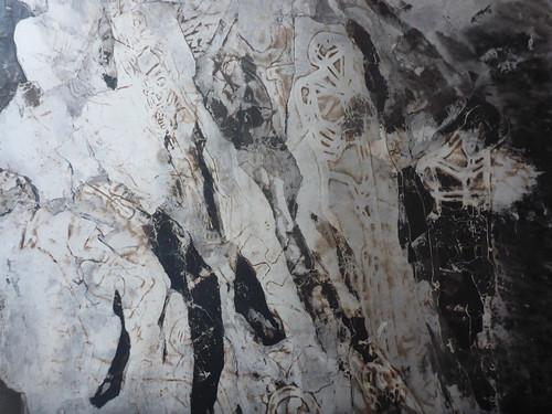 Höllensturz (Detail)