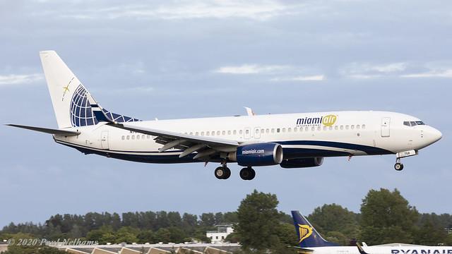 N758MA 737 Miami Air