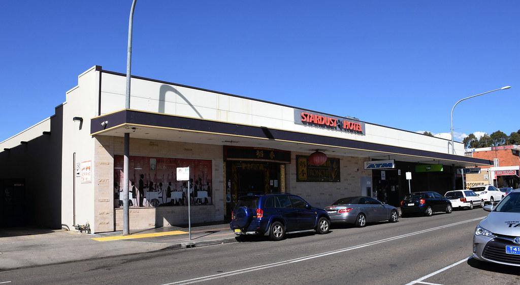 Stardust Hotel, Cabramatta, Sydney, NSW.