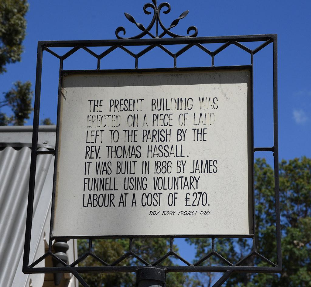 St Paul's Church Hall, Cobbitty, Sydney, NSW.