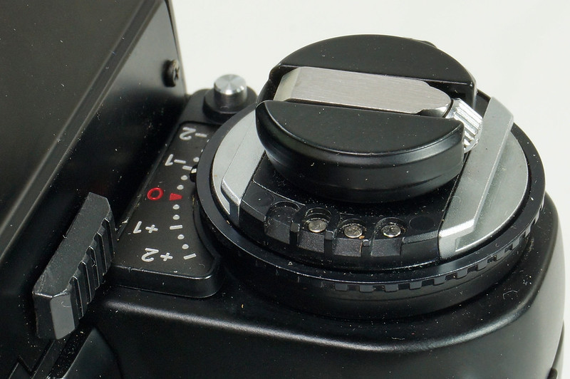 RD30690 Nikon F3 35mm SLR Film Camera with Nikon Micro NIKKOR 55mm 1_2.8 DSC09102