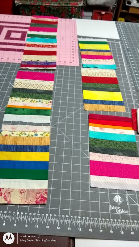 More string border blocks