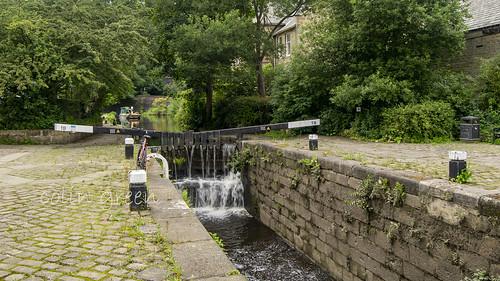Lock 19, Rochdale Canal, Todmorden