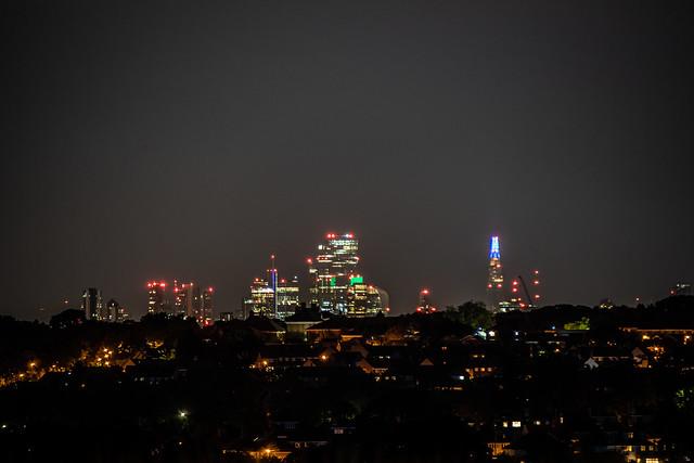 The City Illuminated