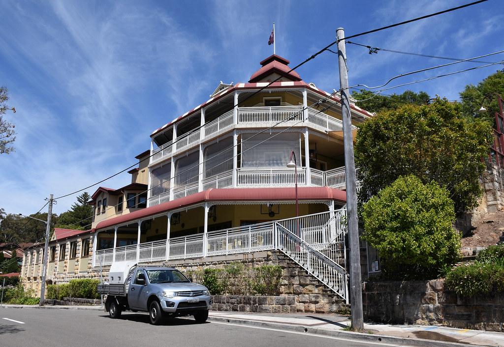 Como Hotel, Como, Sydney, NSW.