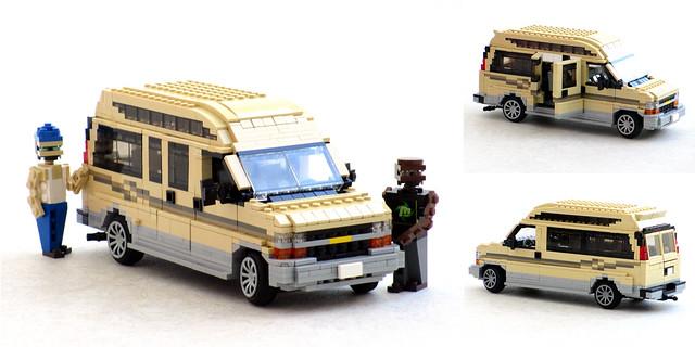 Chevrolet Express conversion van