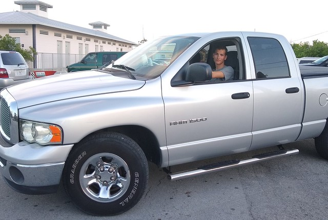Eli's truck