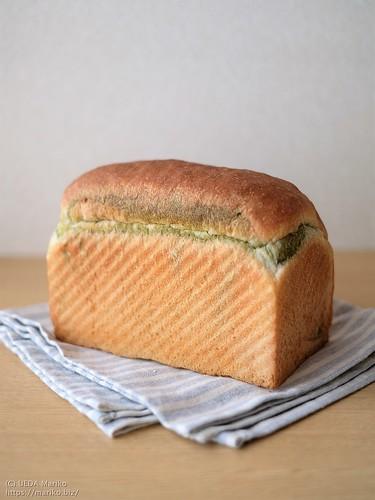 抹茶うずまき食パン 20200711-DSCT0760 (2)