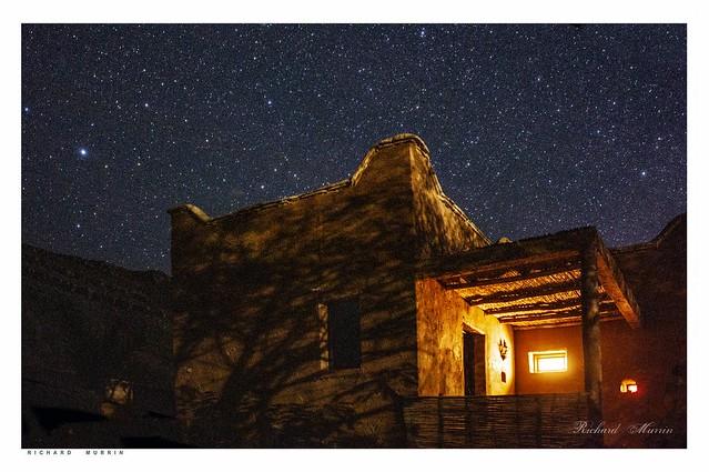 Desert Stars, Borj Baramane, Morocco (Just before lockdown).