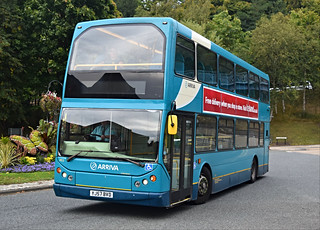 Arriva North East 7453: YJ57BVD