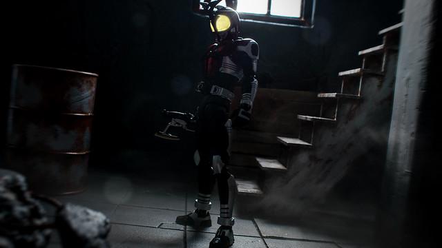SHFiguarts -The  Dark Guardian