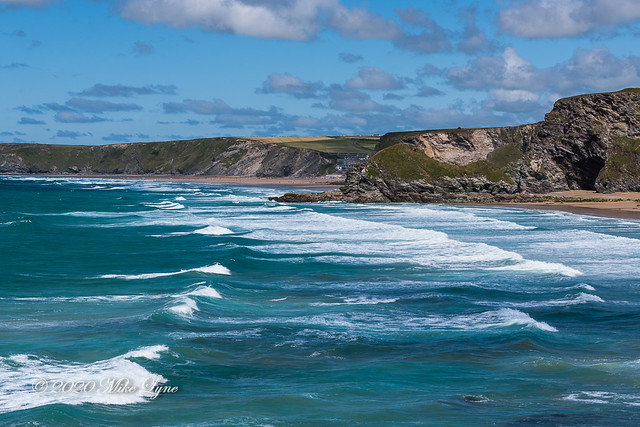 Tregurrian or Watergate Bay