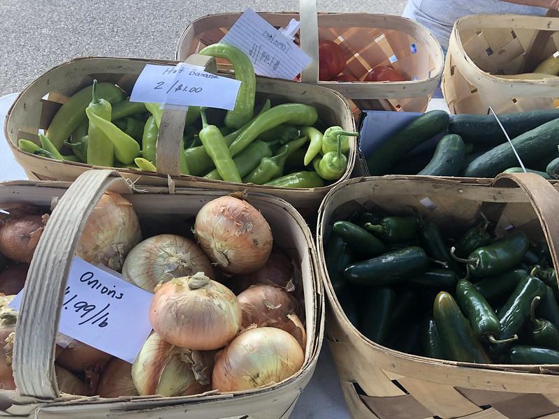 St Albans farm market