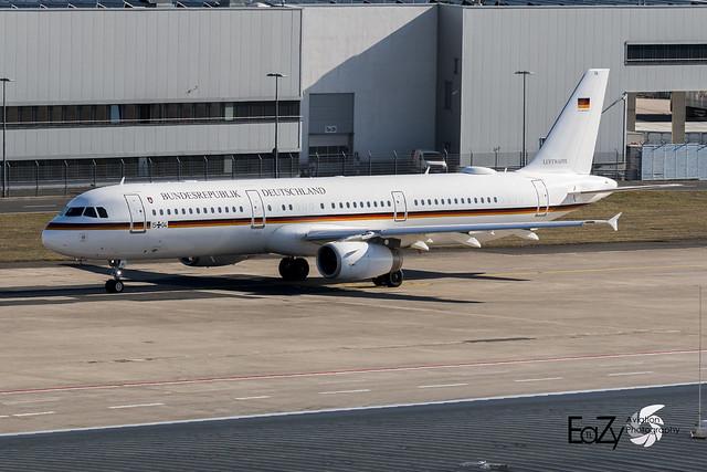 15+04 German Air Force Airbus A321-200