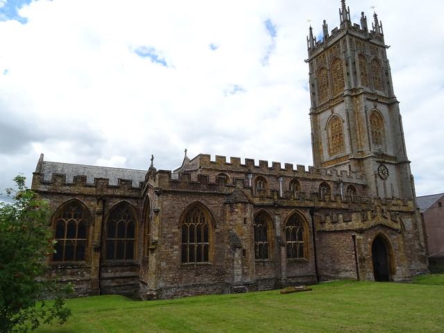 Church of St. Mary, Fore St, North Petherton, Bridgwater TA6 6QA