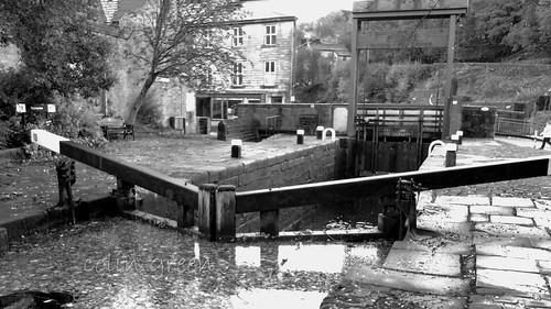 Todmorden Guillotine Lock