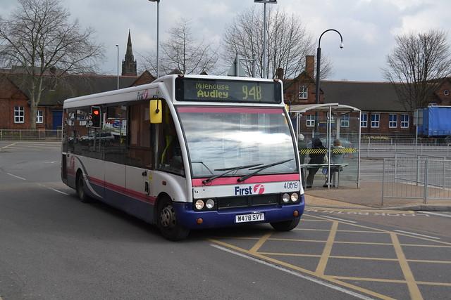 40019, W478SVT, Newcastle