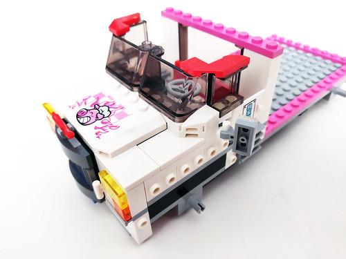LEGO Monkie Kid Pigsy's Food Truck (80009)