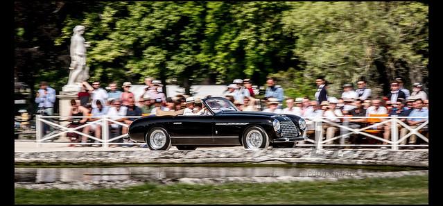 Ferrari 166 Inter Stabilimenti Farina Cabriolet (1950)