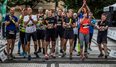 Crafťáci zahájili třetí sezonu týmových půlmaratonů vítězstvím