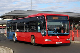 Go North East: 5291 / NK08 CGG