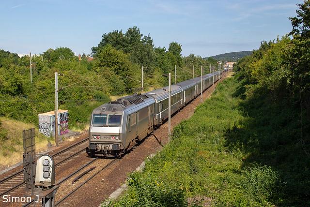 3311 Paris-St-Lazare - Cherbourg