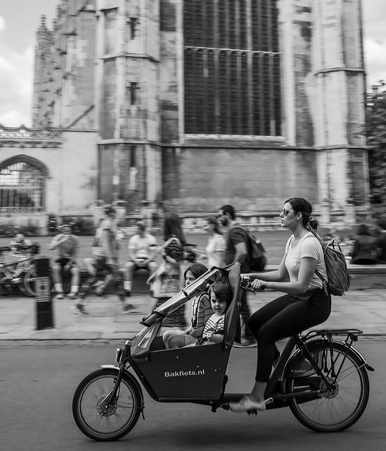 Front Ride - Cambridge