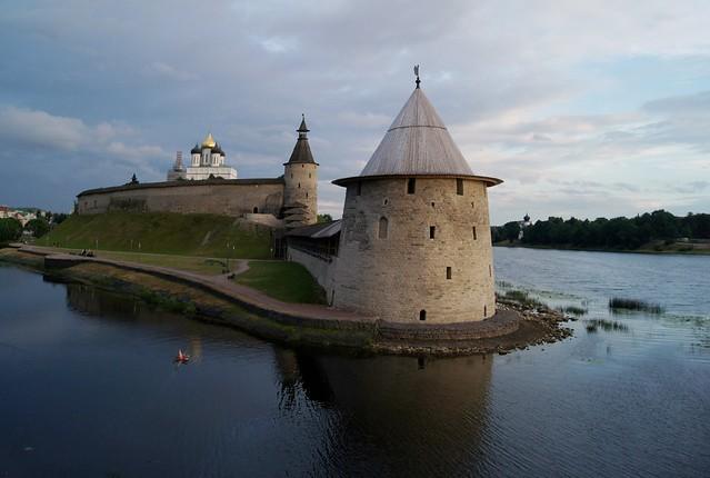 Fortress-ship