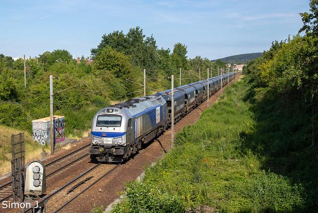 444519 Dijon-Perrigny - Sotteville