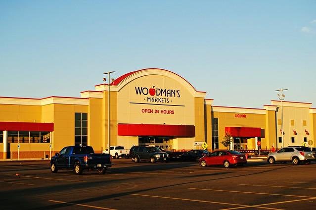 Woodman's, Volo, Illinois