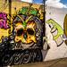 Cancer Queen, Street Art, Las Vegas, Nevada