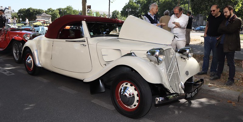 Citroen Traction type 11 cabriolet 1937 50105488152_3517505137_c