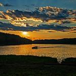 11. Juuli 2020 - 20:19 - Sunset at Elk Fork Lake