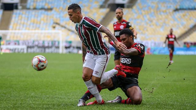 Fluminense x Flamengo - 12/07/2020