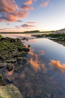 Holes bay sunset (explored)