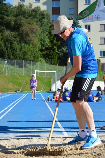 Kids Cup 30.06.20 - quelques bénévoles