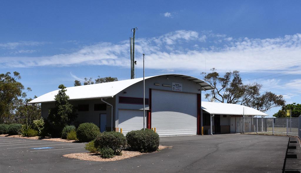 Rural Fire Brigade, Engadine, Sydney, NSW.