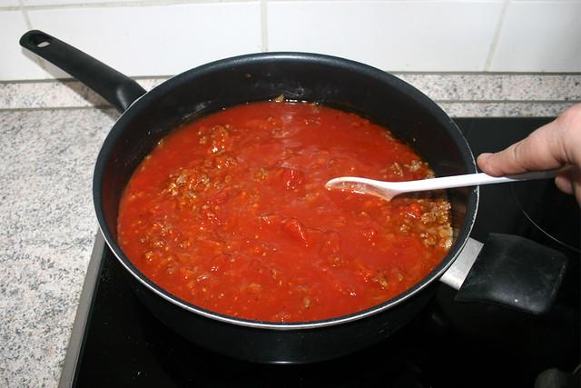 11 - Stir & heat up / Verrühren & Erhitzen