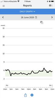 continuous glucose monitoring graphs | by jules:stonesoup