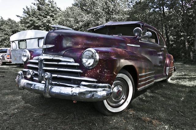 Chevrolet Fleetline 'Aerosedan' 1948 (9647)