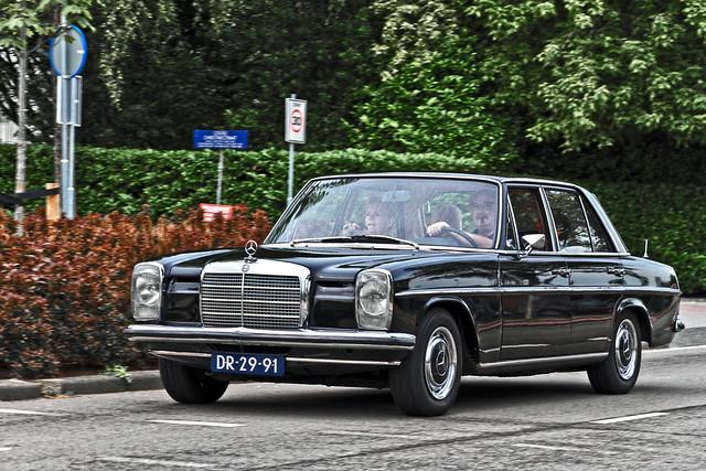 Mercedes-Benz 220D 1972 (3120)
